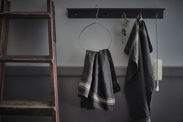 Torchons en lin et coton IKEA