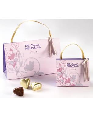 sac de chocolats de neuville