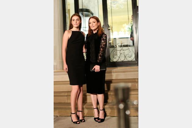 Liv Freundlich et Julianne Moore