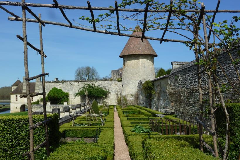 Des jardins à la française très nature