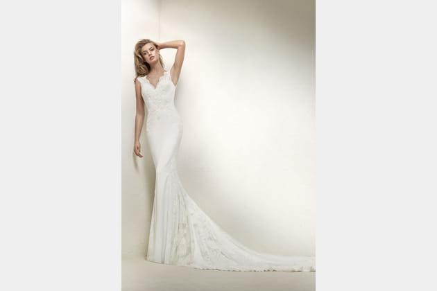 Robe de mariée Drusila de Pronovias
