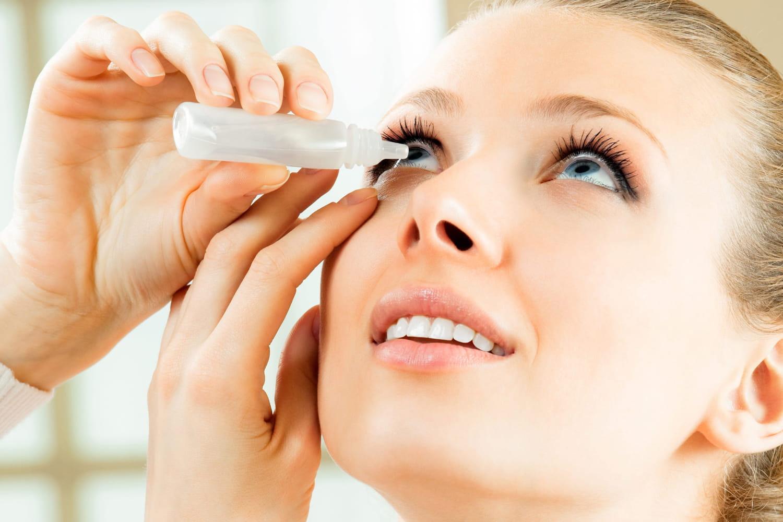Des médicaments responsables de sécheresse oculaire