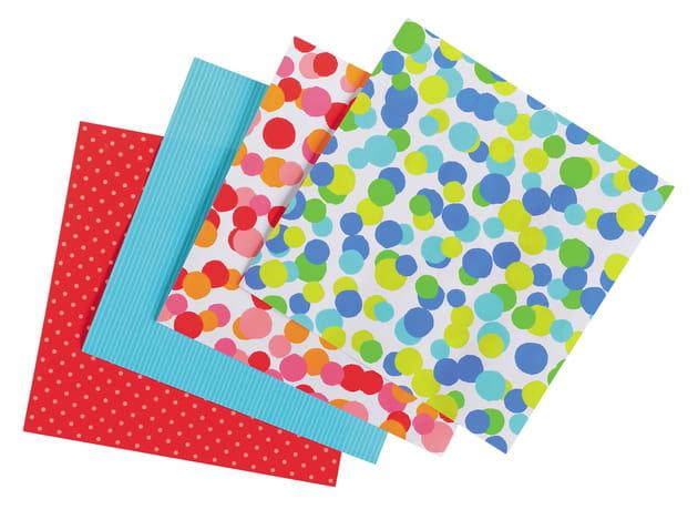 Serviettes en papier chez E.Leclerc