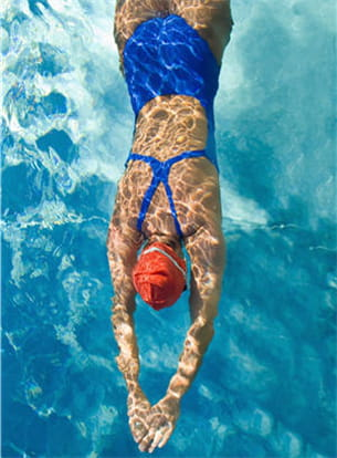 le sport aide à évacuer le stress en excès.