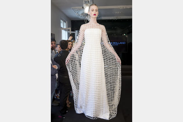 Robe de mariée Stéphane Rolland, pure