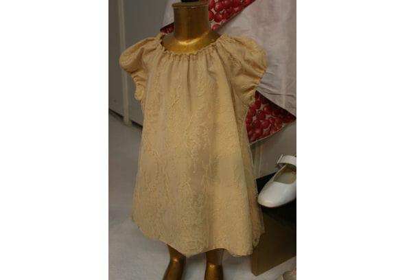 La robe de cortège