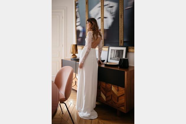 Robe de mariée Gypset, Sophie Sarfati