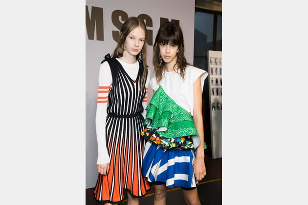Msgm (Backstage) - photo 14