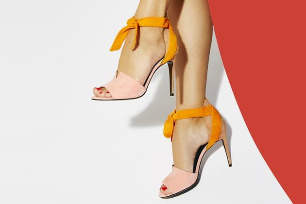 Les sandales griffées prennent de la hauteur