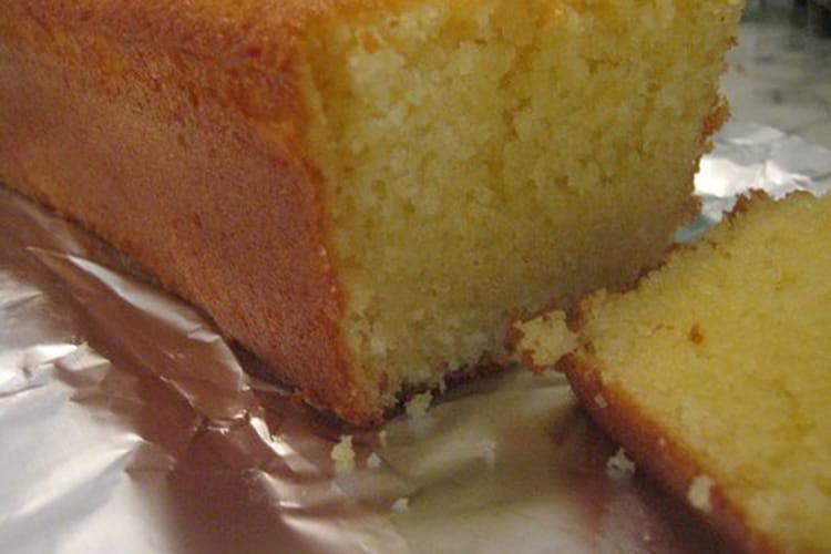 Cake au citron de grand-mère