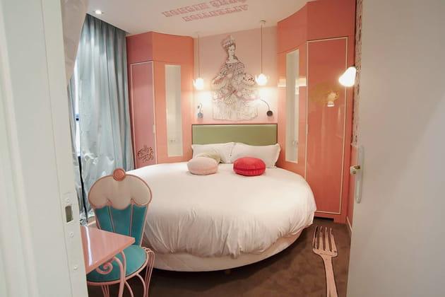 Hôtel Vice Versa à Paris signé Chantal Thomass