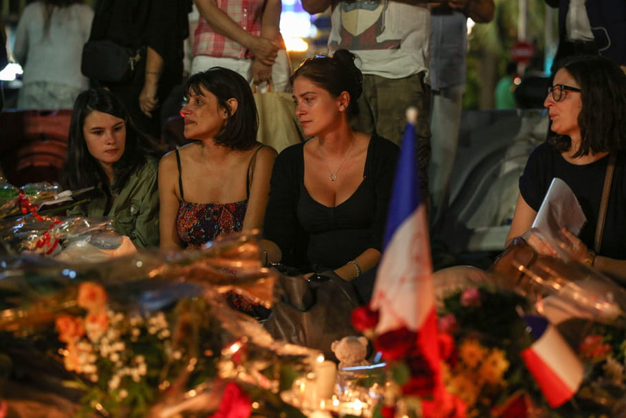 Attentat de Nice : la terreur ne gagne pas les jeunes