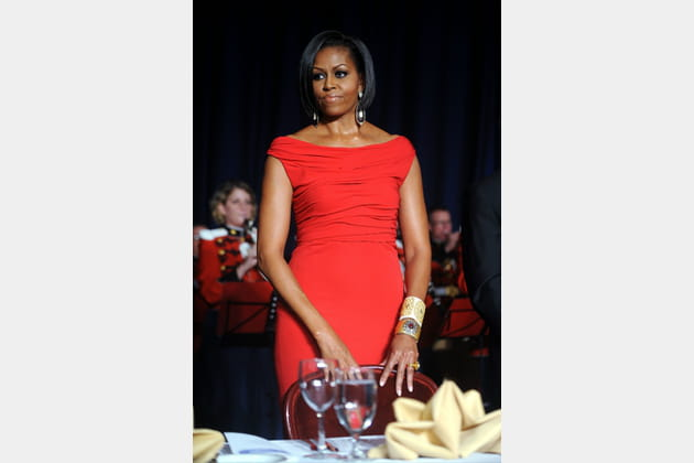 Michelle Obama le 2mai 2010