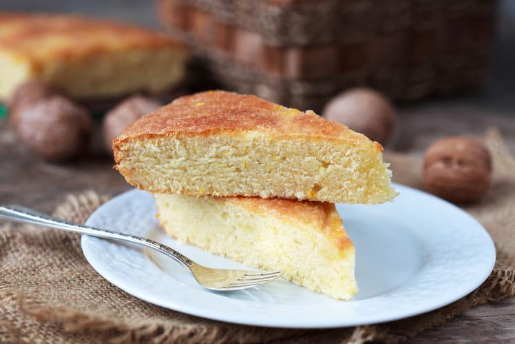Gâteau au yaourt traditionnel