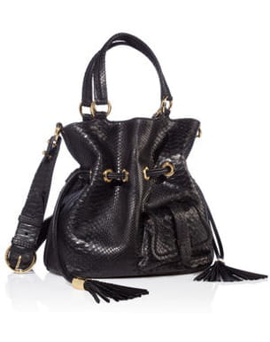 sac lancel premier flirt python wrapped