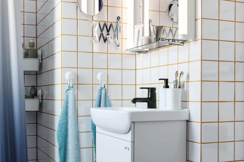 Joint de couleur: pour le carrelage de la salle de bains à la cuisine
