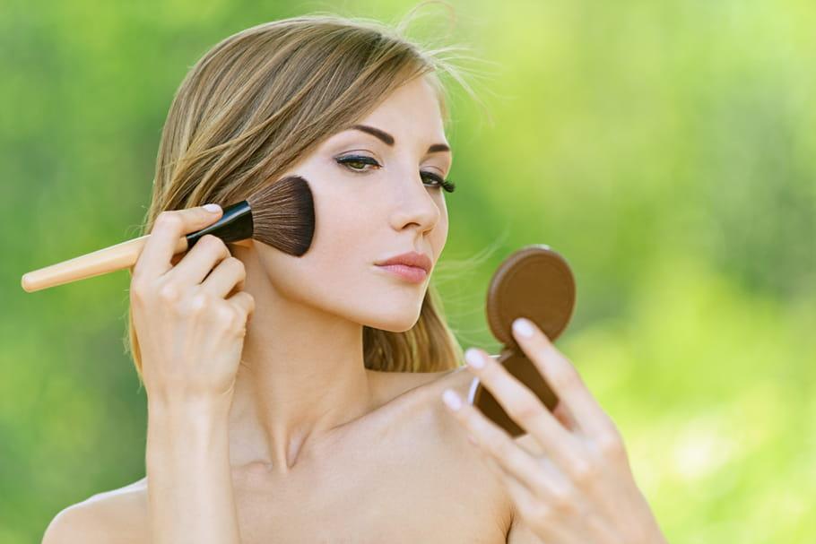 On craque pour le maquillage anti-UV