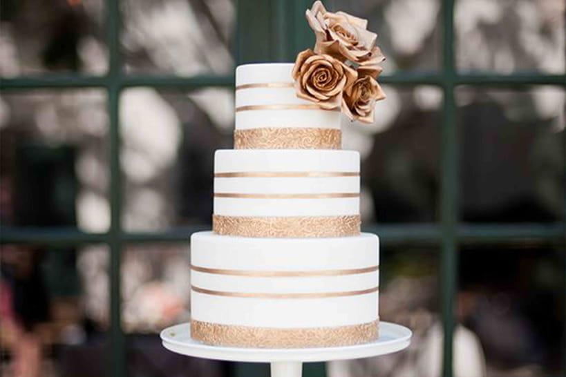 25 wedding cakes tendance à croquer !