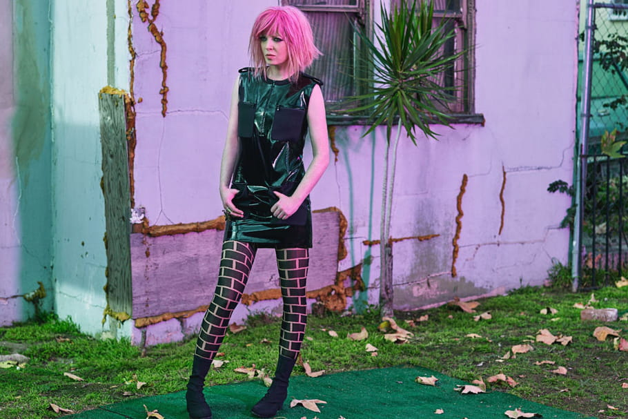 """Shirley Manson de Garbage: """"Il ne faut pas avoir honte de son âge mais plutôt en être fière"""""""
