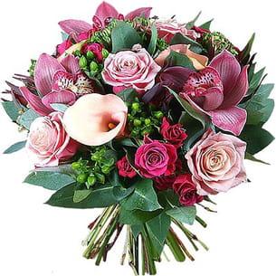 un magnifique bouquet de saison