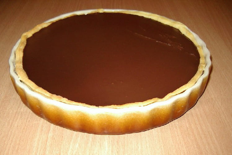Tarte ultra chocolat