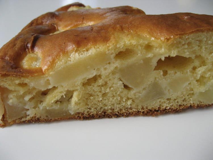 recette de gâteau aux poires : la recette facile
