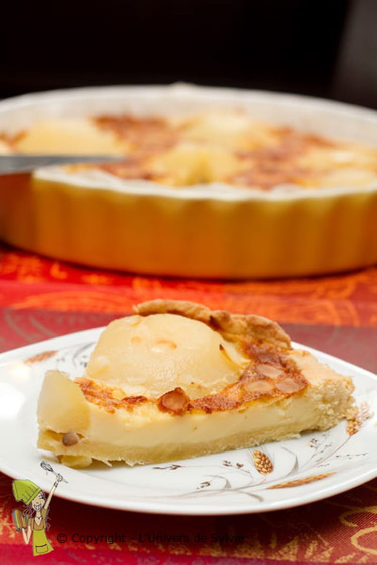 recette de tarte aux poires de ma maman la recette facile