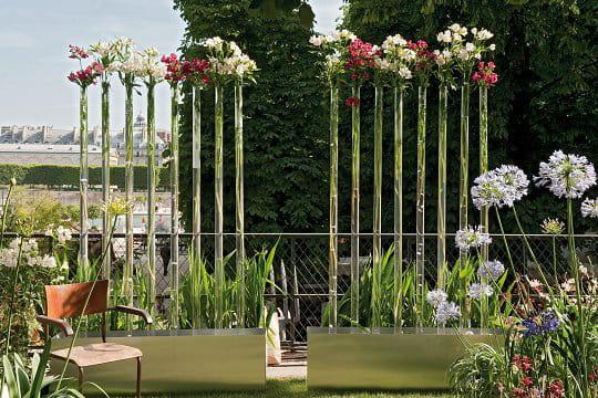 Un jardin éphémère