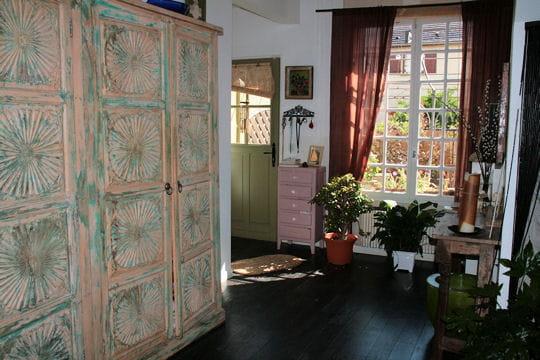 Une maison feng shui et familiale