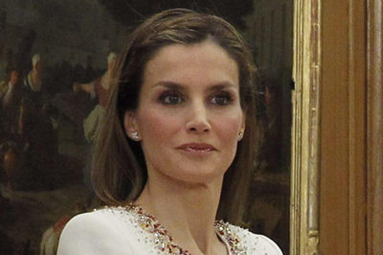 Le look people du jour: Letizia Ortiz, reine d'Espagne