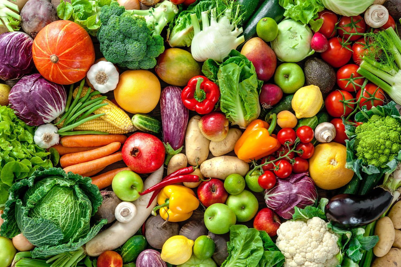 Quels sont les fruits et légumes à consommer toute l'année?