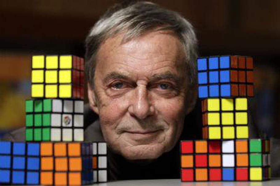 Le Rubik's cube a 40 ans !