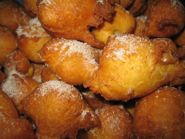 P te beignets la meilleure recette - Recette beignet levure de boulanger ...