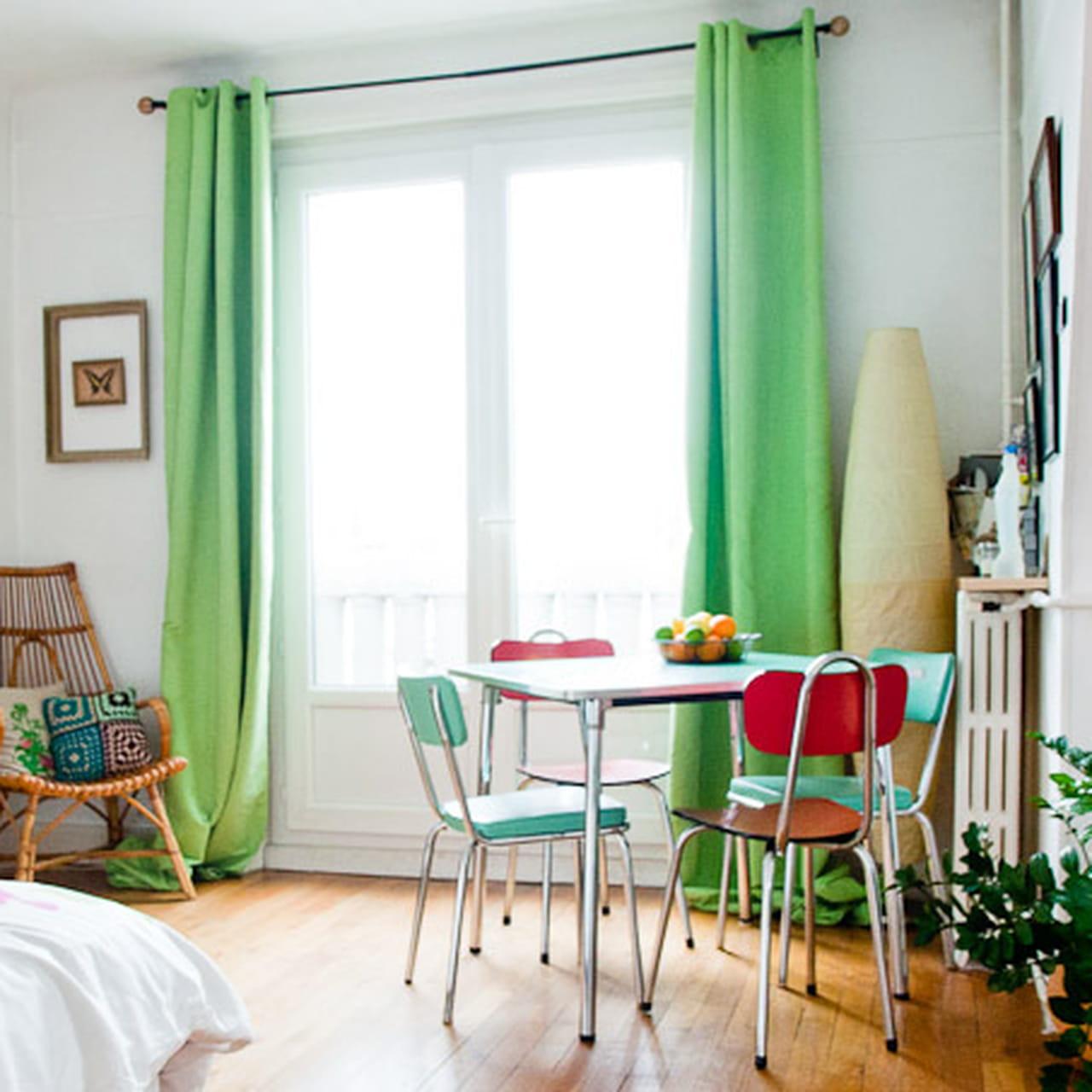 La couleur vert anis : comment l\'associer et dans quelle pièce ?