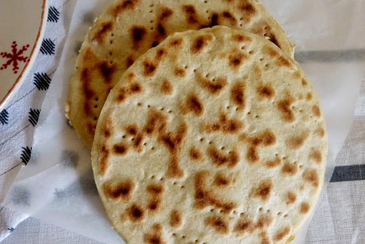 Pains polaires ou pains suédois