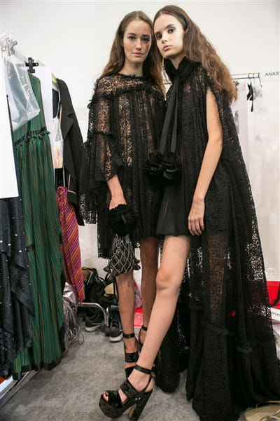 Sonia Rykiel (Backstage) - photo 2