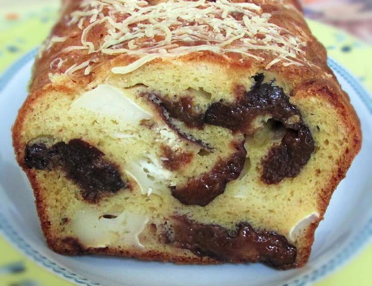 Recette de cake pruneaux ch vre la recette facile - Cuisiner les pruneaux ...