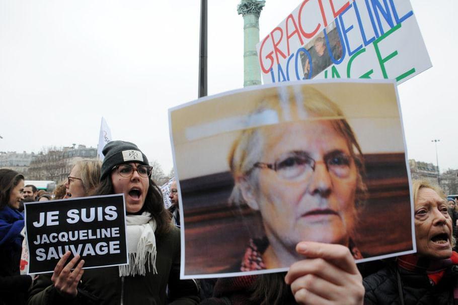 Jacqueline Sauvage, graciée et libérée