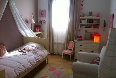 Une chambre rose poudre r sultat concours la chambre for Chambre de punition