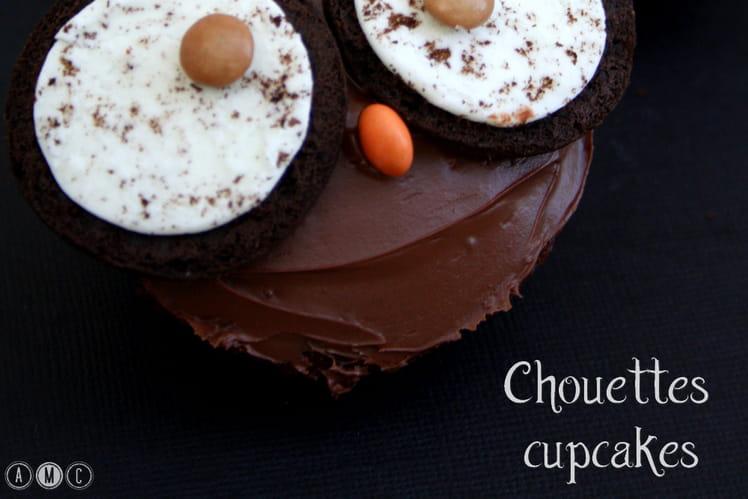 Des cupcakes très chouettes