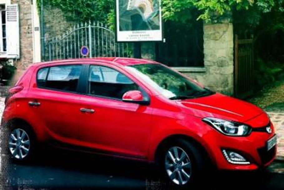 Essai Hyundai i 20 restylée