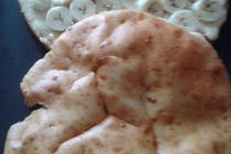 Gâteau banane crème pâtissière