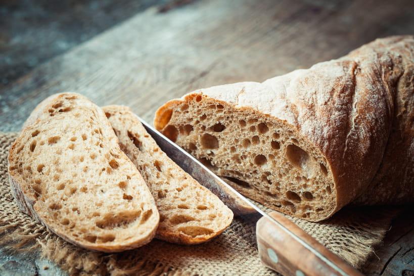 35recettes de pains maison