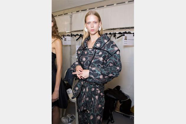 Isabel Marant (Backstage) - photo 29