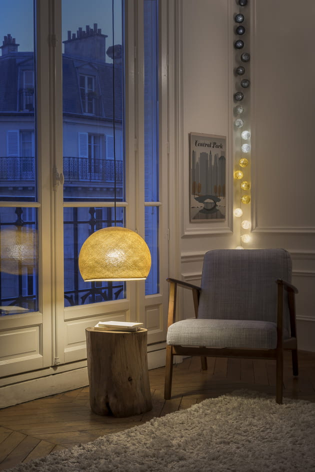 guirlande premium de la case de cousin paul. Black Bedroom Furniture Sets. Home Design Ideas