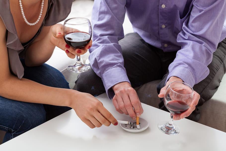 Comment se répartissent les cancers liés à l'alcool et au tabac en France ?