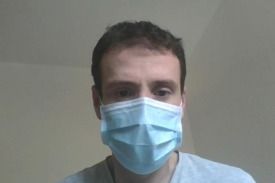 """Témoignage coronavirus: """"C'est un truc costaud qui met par terre"""""""
