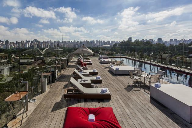 L'hôtel Unique à São Paulo