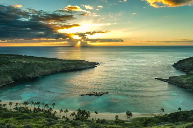 7. Oahu, Hawaï