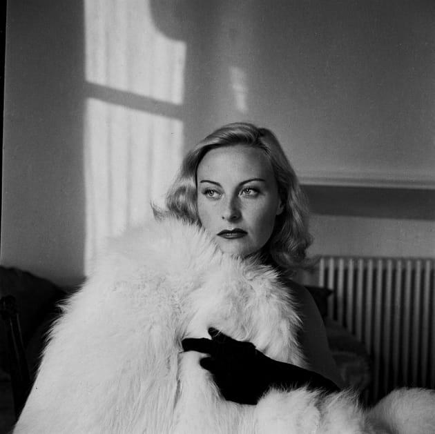 1er Prix d'interprétation féminine pour La Symphonie pastorale, Cannes 1946